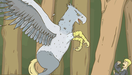 Hungry Hungry Hippogriff